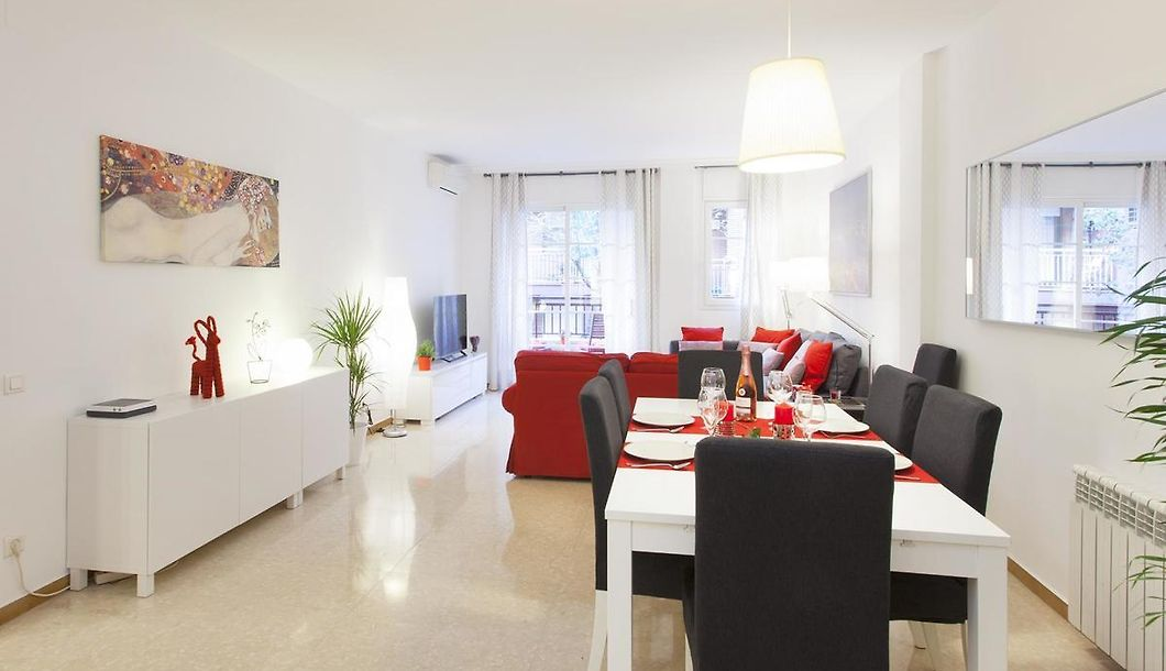 Great Apartment In The Center Apartment in Barcelona ...